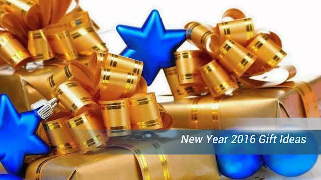 Regalos del Año Nuevo 2016