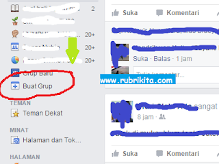 cara membuat group di facebook