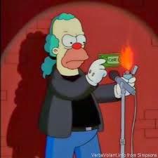 """""""La Ùltima Tentación de Krusty"""