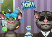Talking Tom Great Makeover