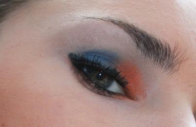 Terre Indigo Guerlain test avis essai maquillage blog