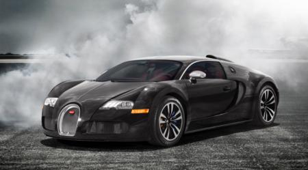 Gambar Mobil Keren Mewah - Bugatti Veyron Supersport