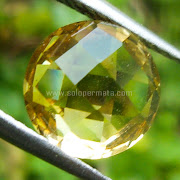 Batu Permata Yellow Citrine - SP845
