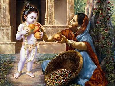 Krishna Birth Story For Kids