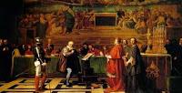 inquisizione come nacque calunni chiesa cattolica