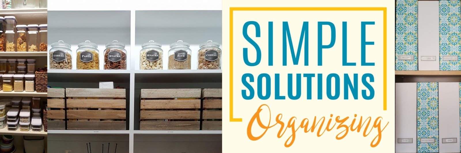 Simple Solutions Organizing