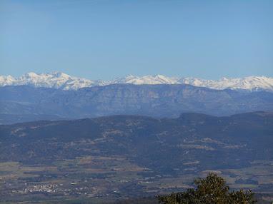 Montaña  del mes