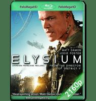 ELYSIUM (2013) WEB-DL 2160P 4K MKV ESPAÑOL LATINO