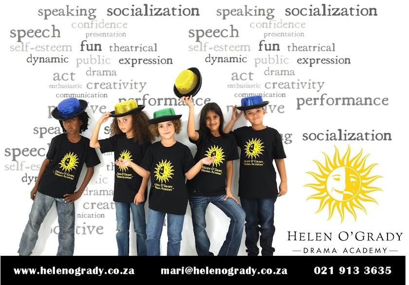 Helen O'Grady Drama Academy - Cape Town North & Winelands