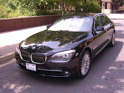 The Luxurious BMW 750 Lix all wheel drive