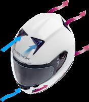 NEXX XR1.R airflow