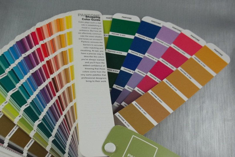 pantone color recipes
