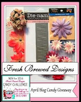 Fresh Brewed Designs blog candy