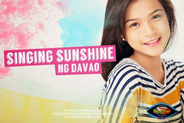 2014 PBB Housemate Maris Racal