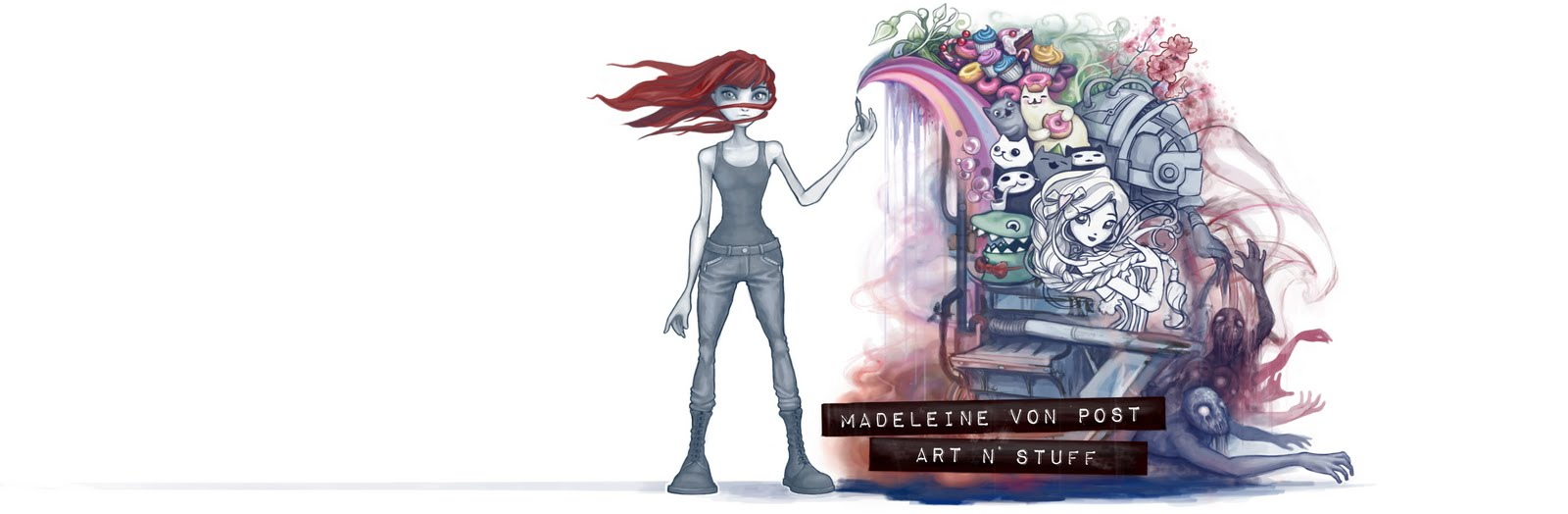 Madeleine von Post Artwork Portfolio