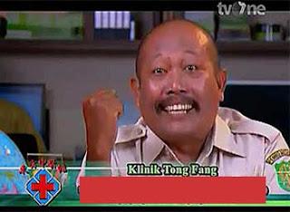 Plesetan Klinik Tong Fang
