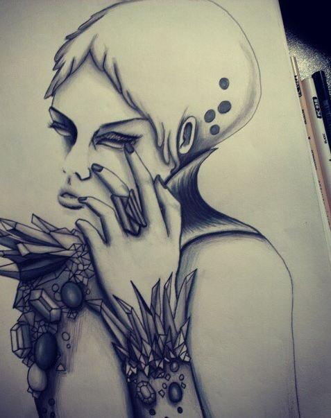 Mandy JW, Art and Design: Illustration Inspiration