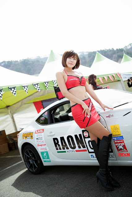 2 Ryu Ji Hye - Hands Motorsports Festival Round 1 - very cute asian girl-girlcute4u.blogspot.com
