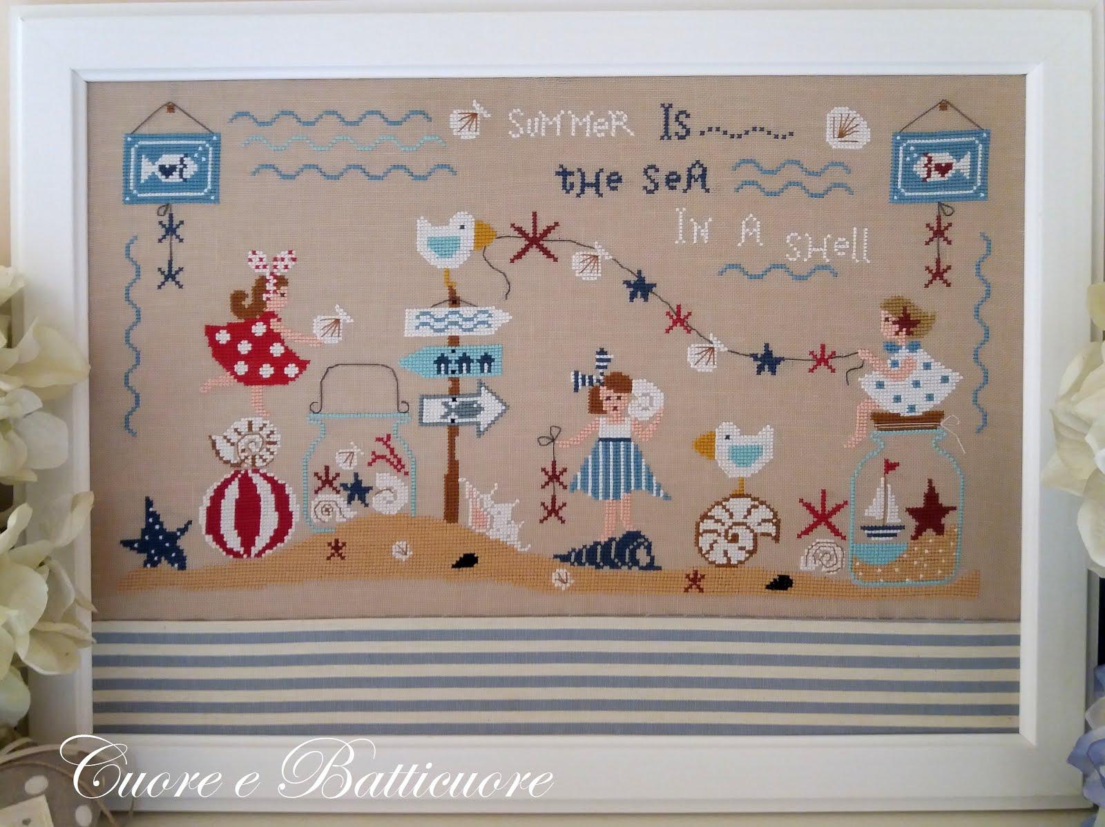 Il Mare in una Conchiglia