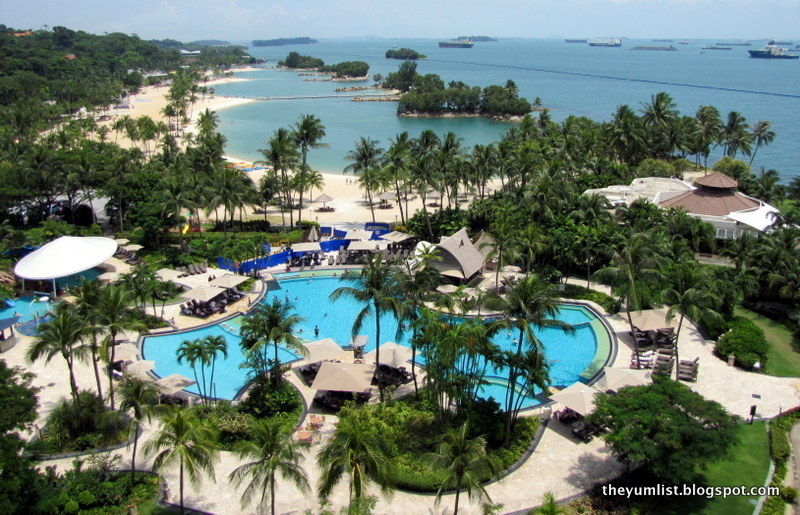 Shangri La 39 S Rasa Sentosa Resort Sentosa Island Singapore The Yum List