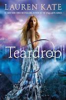 Book cover of Teardrop by Lauren Kate
