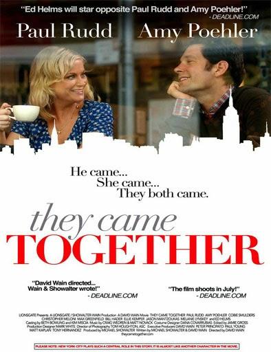 Ver They Came Together (¿Venís juntos?) (2014) Online
