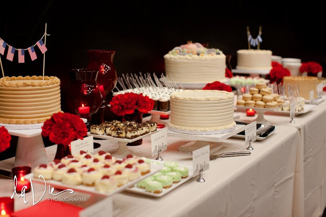 Twin Cities Dessert Table