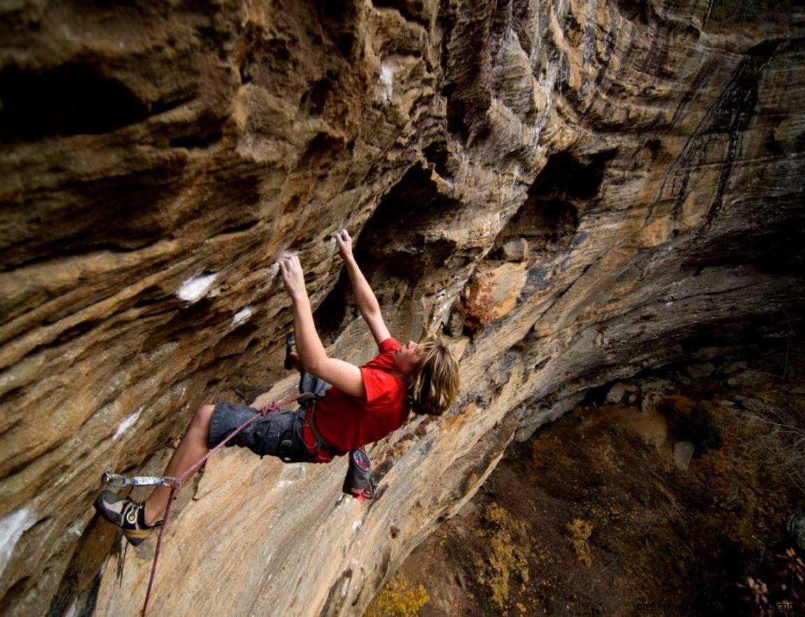View Original Size Rock Climbing HD Wallpaper