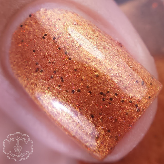Nail Hoot Lacquer - Kandy Krunch