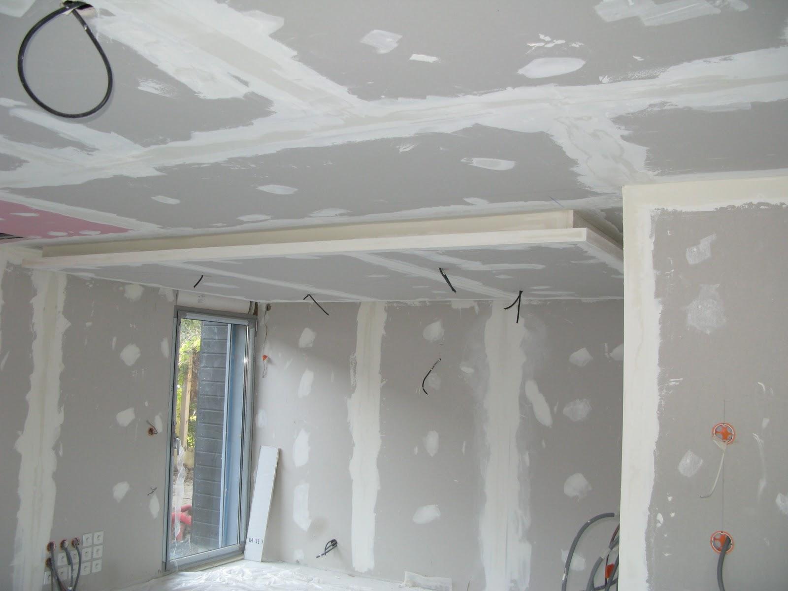 Maison design bois contemporary wooden house faux plafond for Maison faux plafond