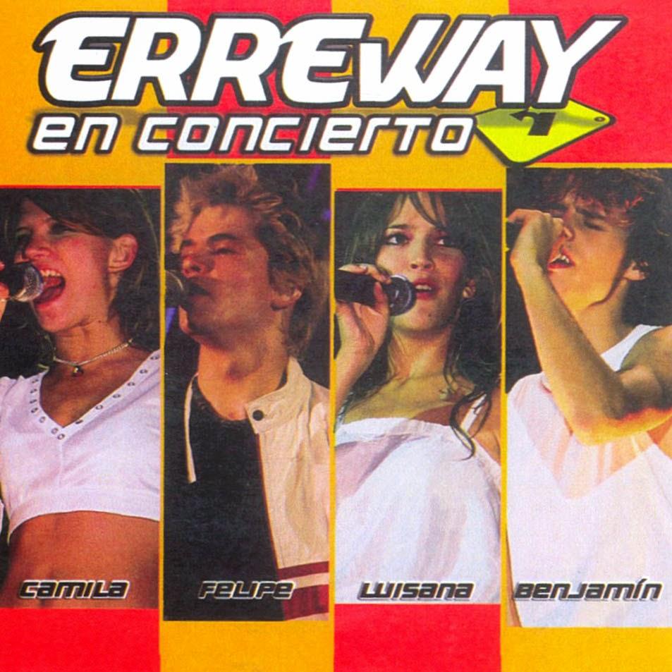 los videoclips de erreway: