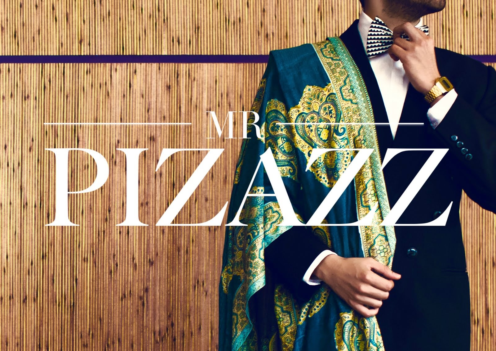 - Mr Pizazz: Menswear & Lifestyle -