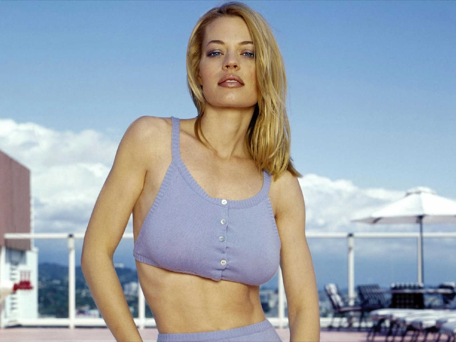 Jeri ryan hot