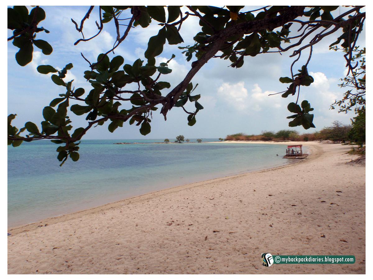 my backpack diaries: burot beach: a cheap get-away to calatagan batangas