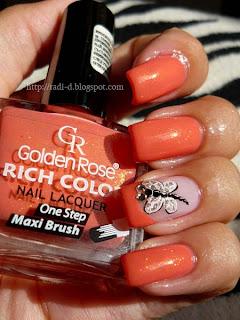 Golden Rose Rich Color 06