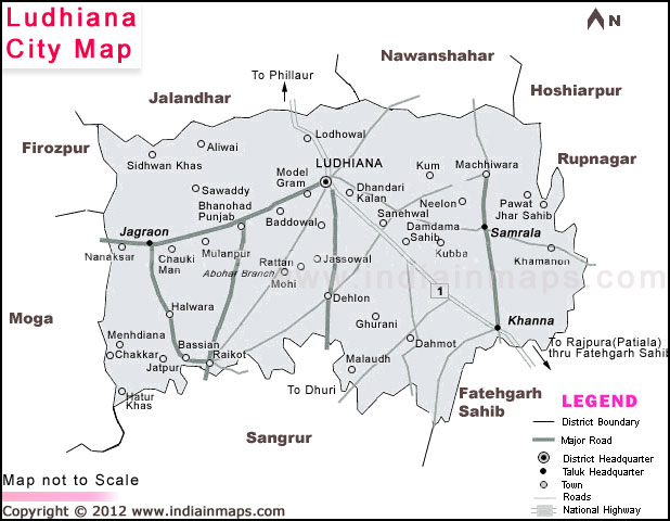 India In Maps: January 2013