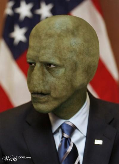 Obama   Alien