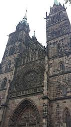 NUREMBERG 1º DIA ST.LORENZ,FRAUENKIRCHE,ST.SEBALD E KAISERBURG