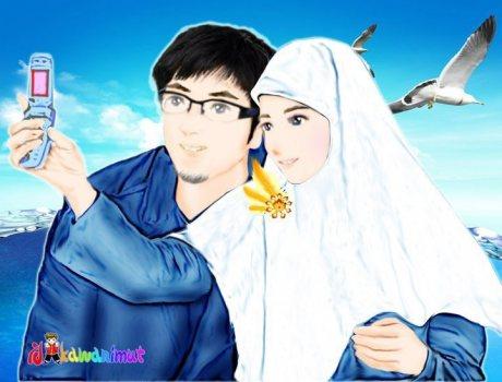 Gallery Kartun Muslim