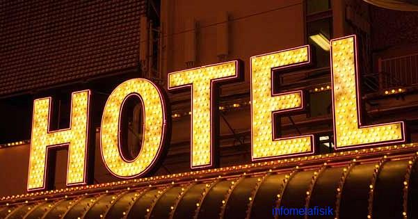 6 Hotel Dengan Penampakan Hantu Selebriti