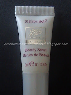 Boots Siero di Bellezza SERUM7