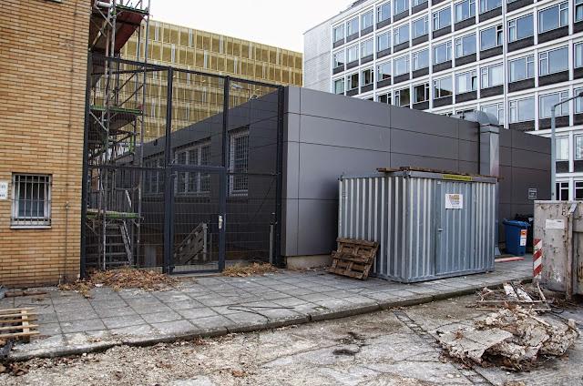 Baustelle Umbau Amerikahaus, C/O Berlin, Hardenbergstraße 22-24, 10623 Berlin, 09.02.2014