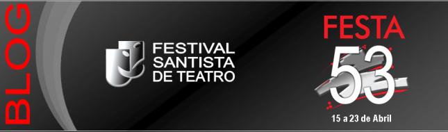 53º FESTA - Festival Santista de Teatro - 2011