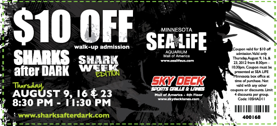 Sea life mn coupons slickdeals amazon prime 72 our latest sea life promo codes for november 2017 20 off admission ticketsupons sea life minnesota aquarium summary pdf 2369mb coupons sea life fandeluxe Image collections