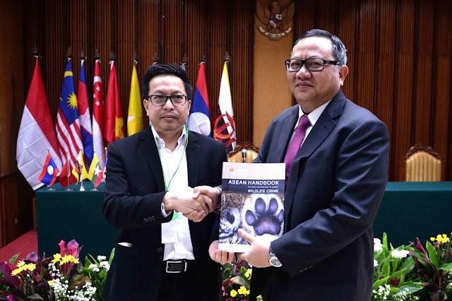 ASEAN Luncurkan Panduan Perangkat Hukum Perangi Tindak Pidana Satwa Liar yang Dilindungi
