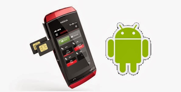 Nokia rumored to be working on the Android powered ASHA Smartphone