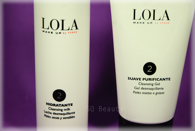 Lola Makeup Cleansing milk/Cleansing gel Silvia Quirós