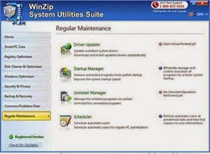 WinZip System Utilities Suite 2.7 Key & Crack - KeyCrackers