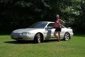 Der Mazda und die Isa