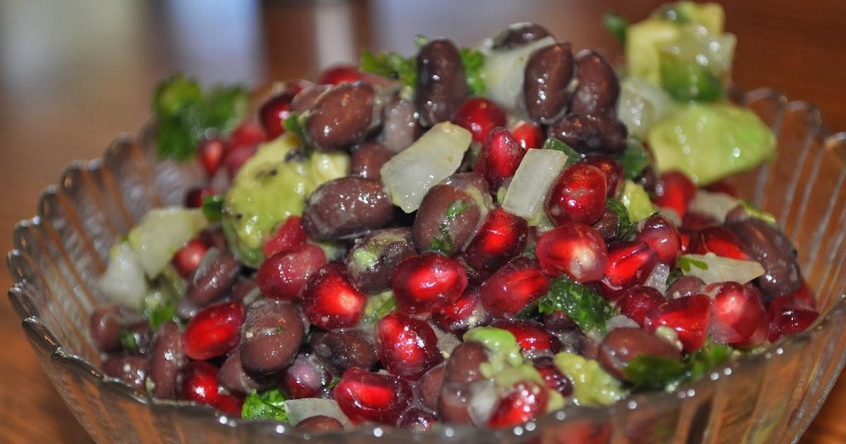 Beth's Favorite Recipes: Black Bean, Pomegranate and ...